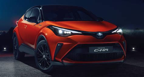 2020 Toyota C-HR Muscled Up In Europe With New 181-HP