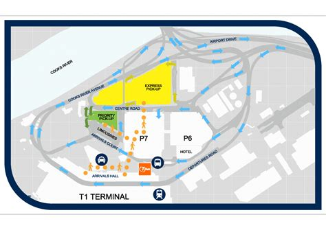 Sydney Airport Parking, From $13 / Day at Mascot - Air