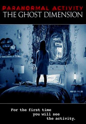 Paranormal Activity: The Ghost Dimension (2015) for Rent