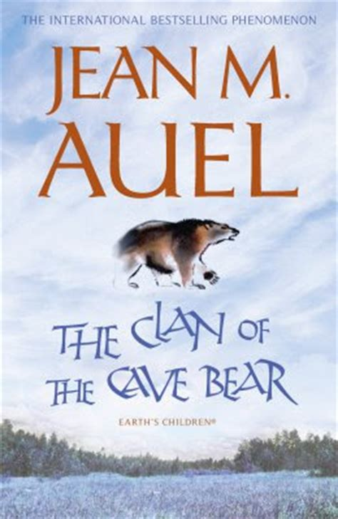 Feeling Fictional: Review: The Clan of the Cave Bear