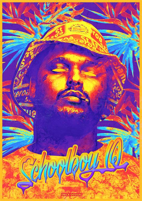 Posters №2 - Three hip-hop artists on Behance