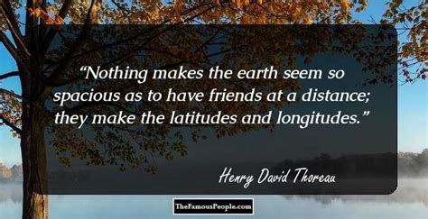 100 Famous Quotes by Henry David Thoreau, The Author of Walden