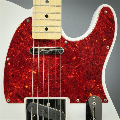 Telecaster Pickguard - Tort Mars Red - 4-ply Celluloid