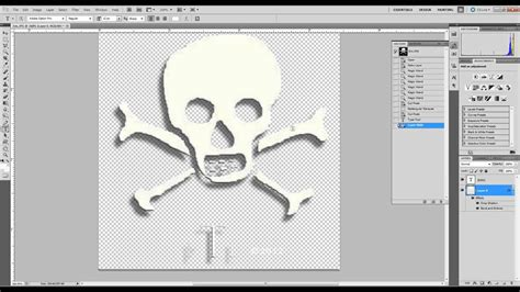 Creating a Logo from Clip Art with a Transparent