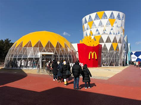 McDonald's Ends 42-Year Olympic Sponsorship Quietly
