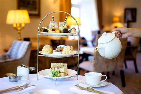 Traditional Afternoon Tea for Two at The Greenway Hotel