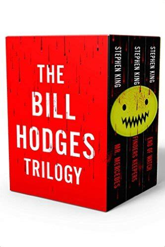 The Bill Hodges Trilogy Boxed Set - Stephen King 1st's