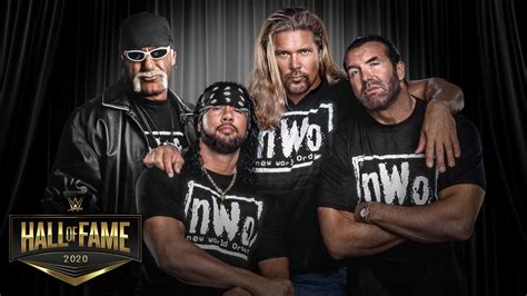 The nWo to be inducted into the WWE Hall of Fame Class of