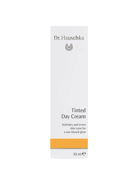 Dr Hauschka Tinted Day Cream, 30ml at John Lewis & Partners