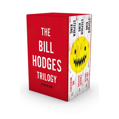 The Bill Hodges Trilogy Boxed Set: Mr