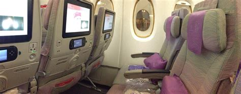 Emirates Airlines Economy Class: Award for the best