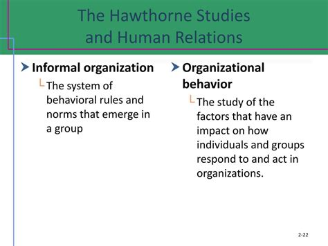PPT - The Evolution of Management Thought PowerPoint