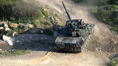 Hellenic Army MBT Leopard 1A5