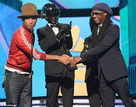 Daft Punk named Album and Record of the Year at 2014
