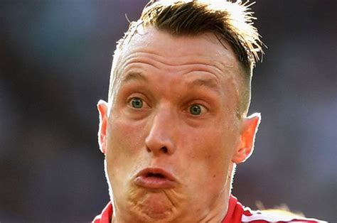 Phil Jones faces: The many comical expressions of the