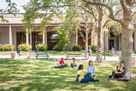 Foothill and De Anza Colleges i Silicon Valley
