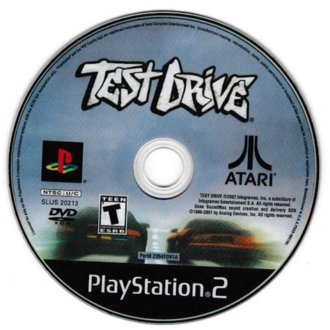 Test Drive Prices Playstation 2   Compare Loose, CIB & New