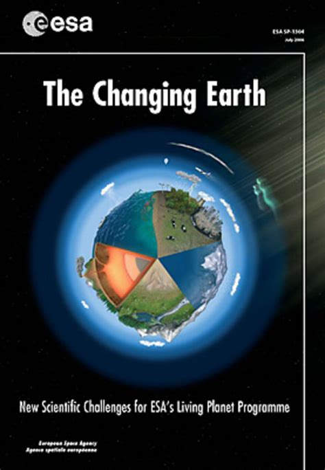 New scientific challenges and goals for ESA's Living