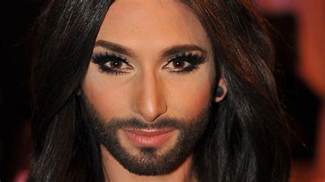 Eurovision star Conchita Wurst is a fan of which Asian pop