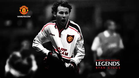 Ryan Giggs-Red Legends-Manchester United wallpaper Preview