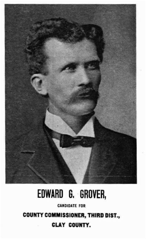 Biography of Edward Grover