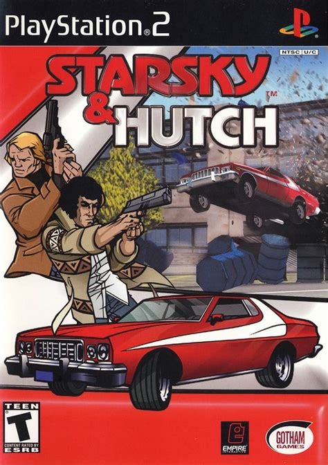 Starsky and Hutch Sony Playstation 2 Game