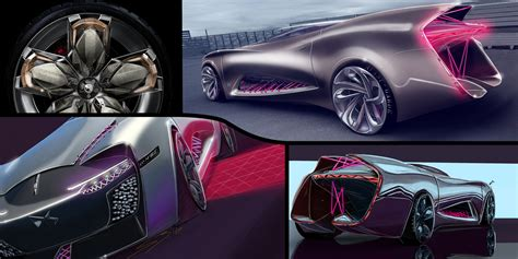 DS Luxe Autre Concept Car Was Inspired by The Beauty of