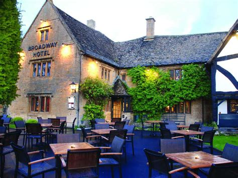 The Broadway Hotel in Cotswolds and Broadway : Luxury