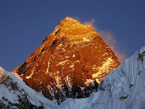 Mt Everest's new height is 8,848