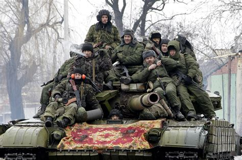 Russian-backed rebels in Ukraine want a 100,000-strong