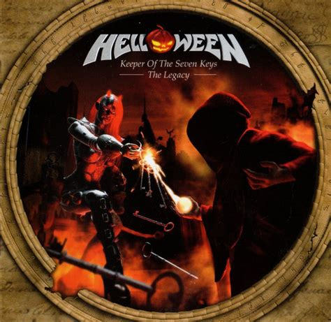 Helloween - Keeper Of The Seven Keys - The Legacy (2019