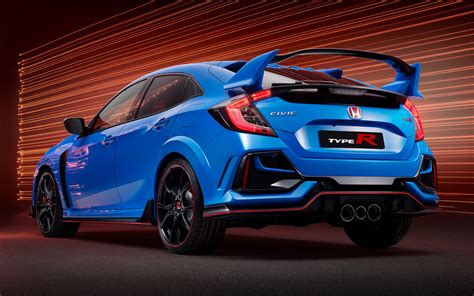 2020 Honda Civic Type R - Wallpapers and HD Images   Car Pixel