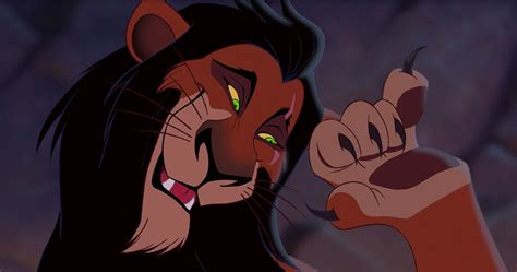 The Lion King' Remake Is Cutting Scar's 'Be Prepared' Song