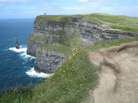 The Cliffs of Moher, County Clare   Dublin attractions