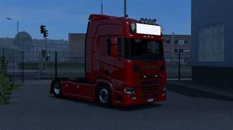 Fix for Big Lightbox Scania S&R Next Gen - ETS 2 Others