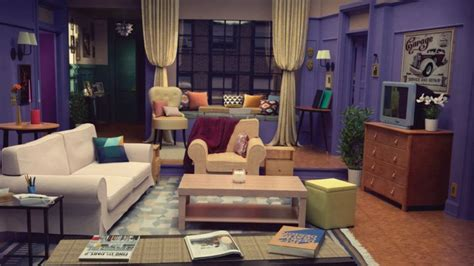 IKEA Recreates Living Rooms from Iconic TV Shows using its