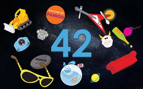 42, The Hitchhikers Guide To The Galaxy, Literature