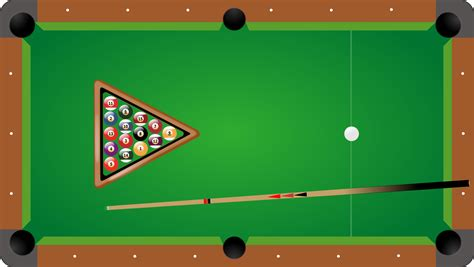 8-Ball pool assets | OpenGameArt