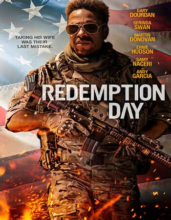 Redemption Day (2021) English 480p WEB-DL x264 300MB ESubs