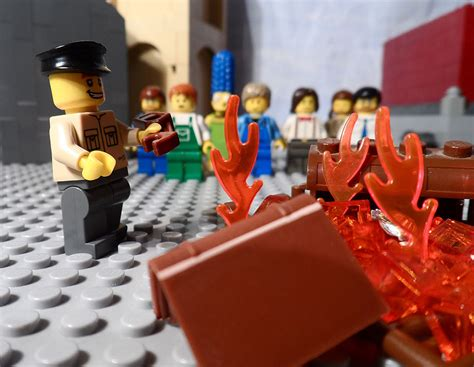 Artist Recreates The History Of Nazi Germany In LEGO Timeline
