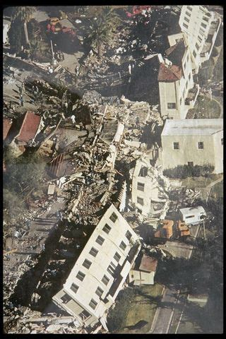 Earthquakes in California timeline | Timetoast timelines