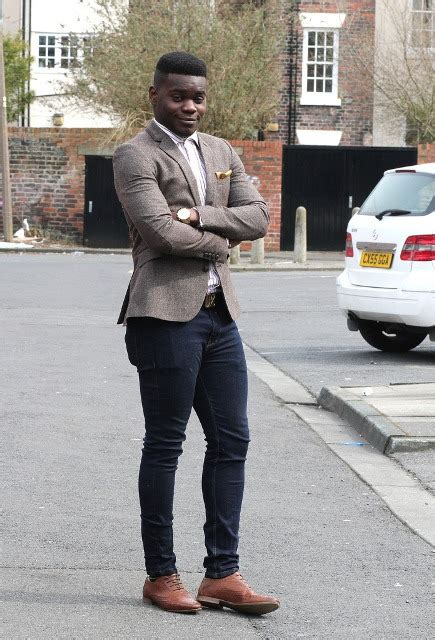 22 Stylish Men Outfits With Brogue Shoes - Styleoholic