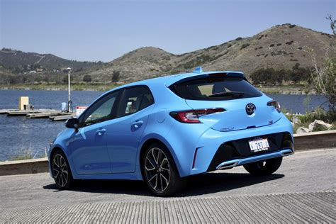 The 2019 Toyota Corolla Hatchback Tickles Our Hot Hatch