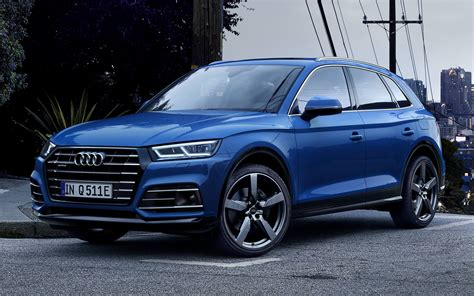 2019 Audi Q5 Plug-In Hybrid S line - Wallpapers and HD