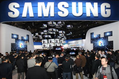 Samsung Group's Latest Technology Unveiled at Consumer