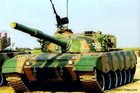 What the difference: Type 85, Type 96/96A/96G, Type 98 and