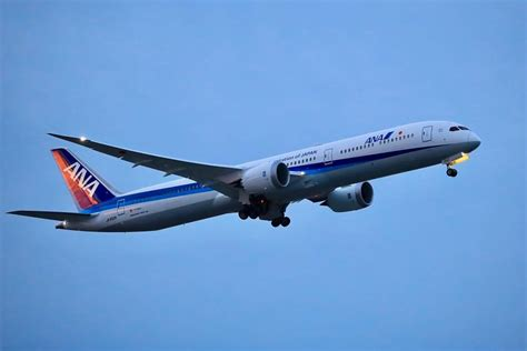 ANA Fleet Boeing 787-10 Dreamliner Details and Pictures