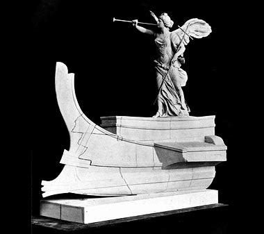 Nike, Winged Victory of Samothrace - Louvre Made Easy