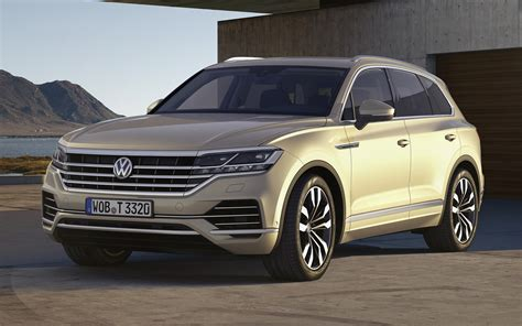 2018 Volkswagen Touareg - Wallpapers and HD Images   Car Pixel