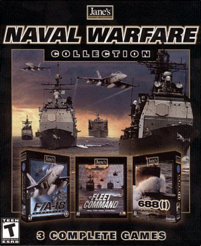 Jane's Combat Simulations: Naval Warfare Collection for